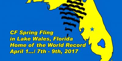 Announcement for Spring Fling April 2017