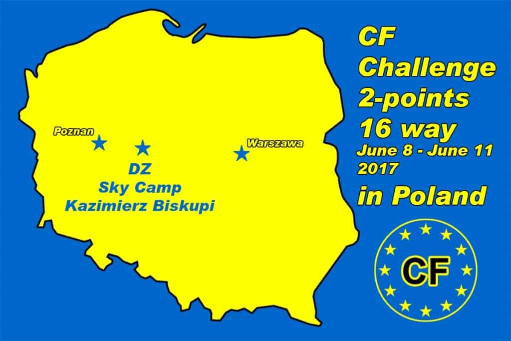 Sky Camp Dropzone, Kazimierz Biskupi, Poland