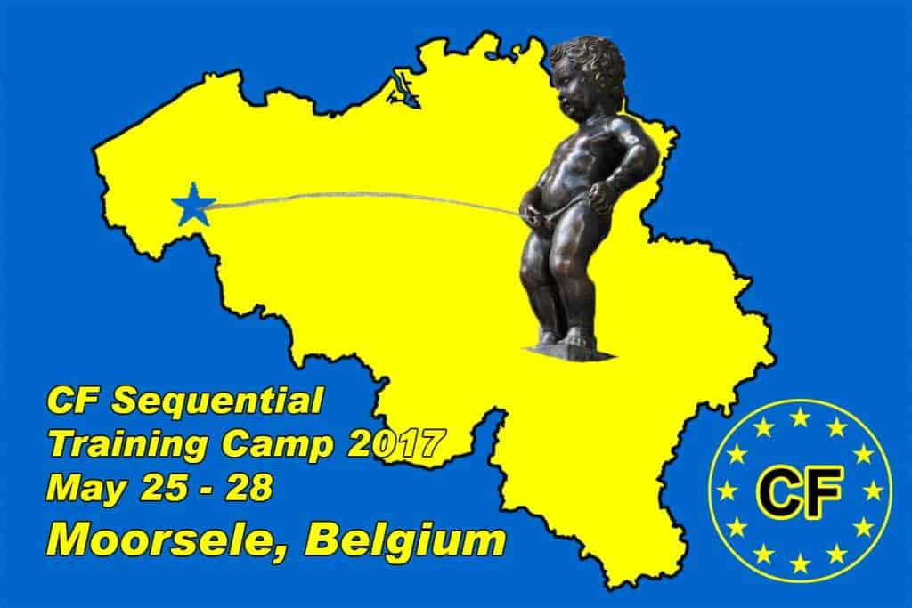 CF Sequential Training Camp in Moorsele, Belgium