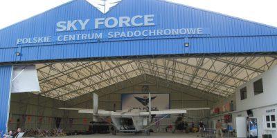 Big Way crEUw-Camp in SkyForce Poland 2018