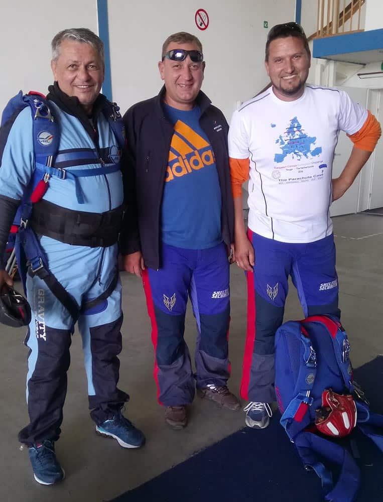 Cristinel, Ciprian and Gabriel
