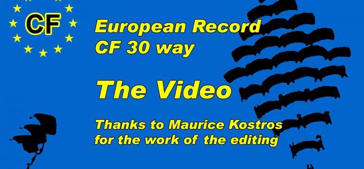 European Record Video 30-way