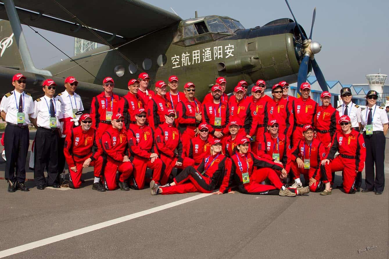 CF-World-Team in China